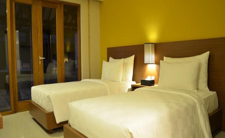 Bali Chaya Hotel Bali - Kamar tamu