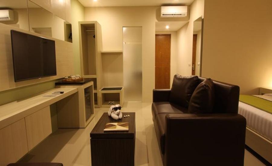 Bali Chaya Hotel Bali - Deluxe Room Regular Plan