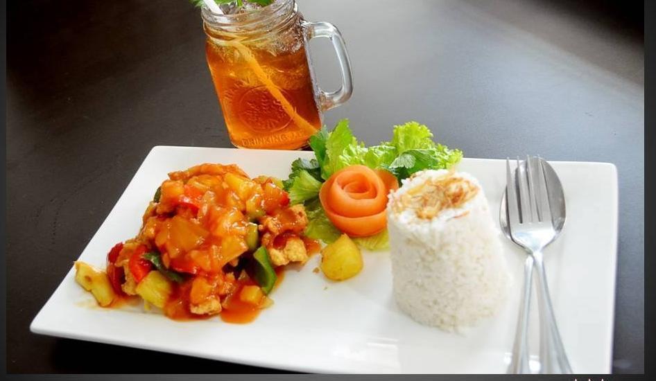 Griya Hotel Medan - AYAM BUMBU ASAM MANIS
