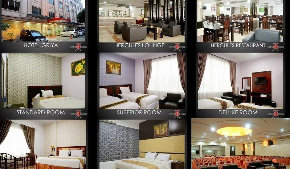 Griya Hotel Medan - SEMUA GAMBAR DARI GRIYA HOTEL