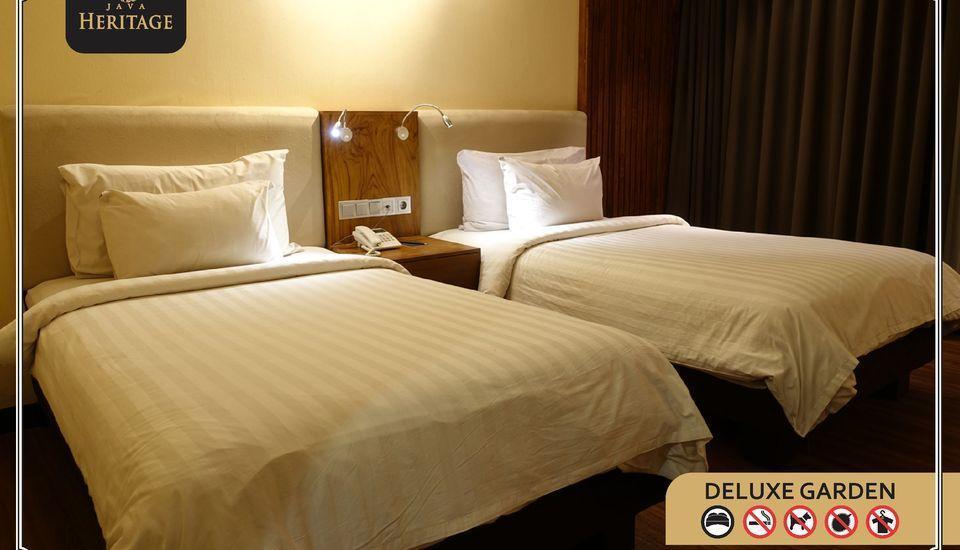 Java Heritage Hotel Purwokerto Purwokerto - Deluxe Garden Room
