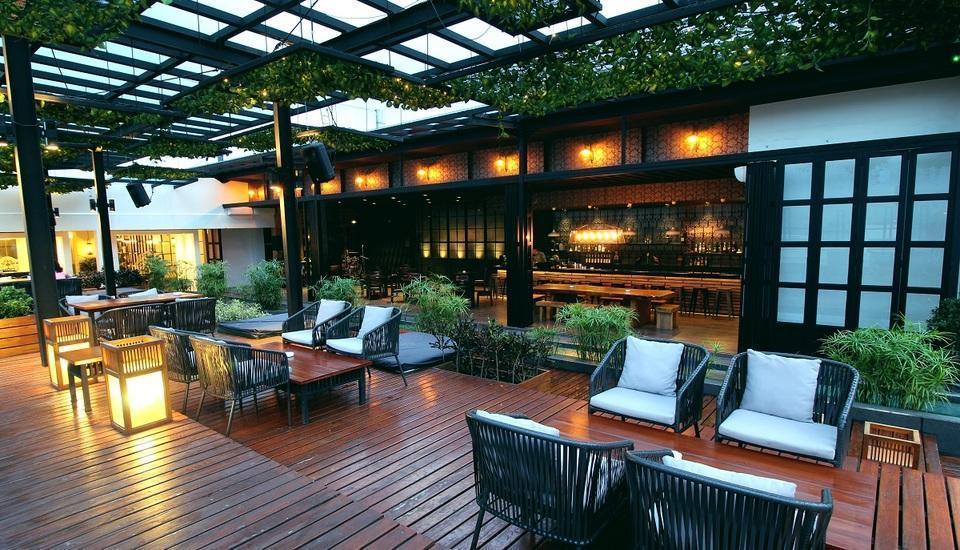 Java Heritage Hotel Purwokerto - Ambalika Restaurant