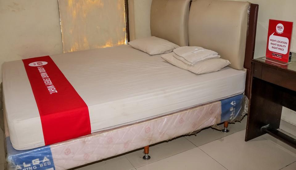 NIDA Rooms Sawah Besar Market Jakarta - Kamar tamu