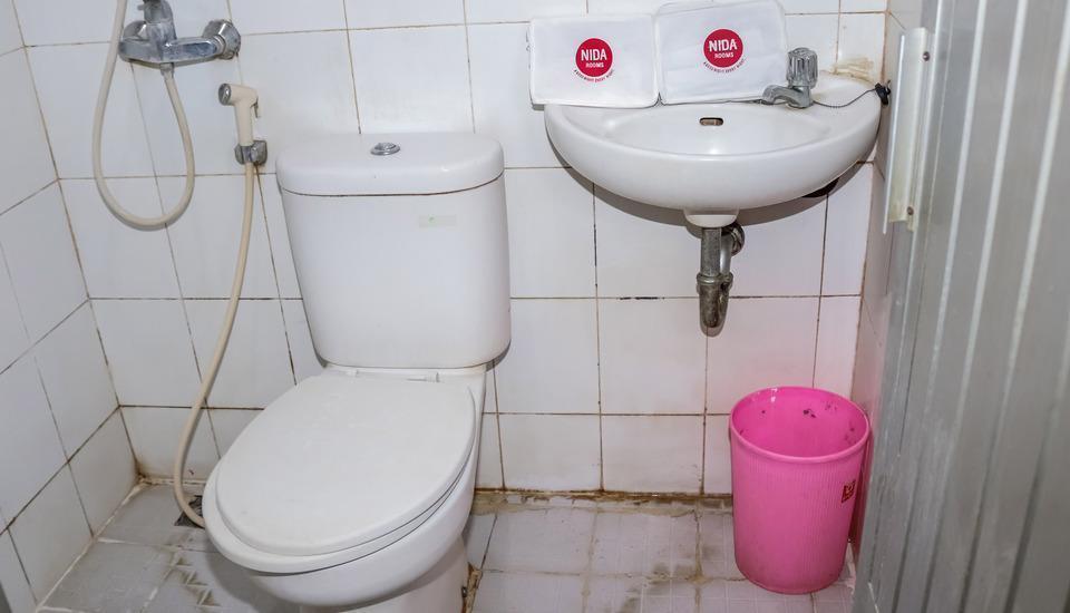 NIDA Rooms Sawah Besar Market Jakarta - Kamar mandi