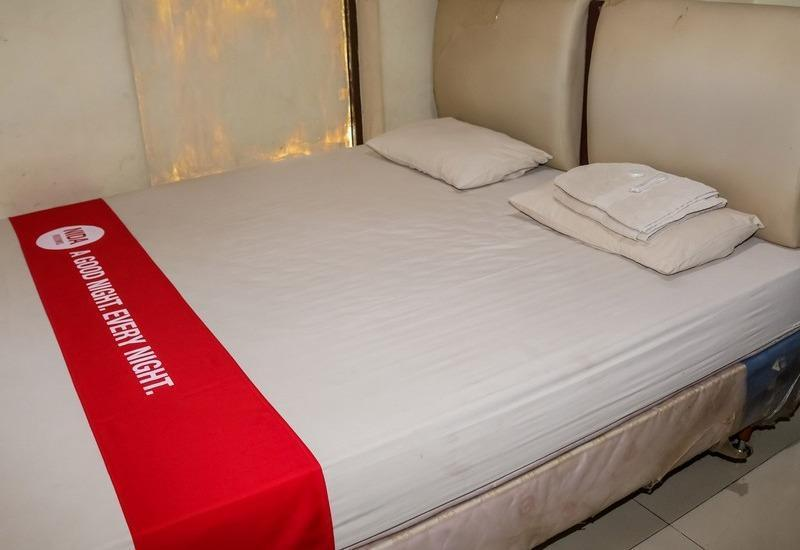 NIDA Rooms Sawah Besar Market Jakarta - Double Room Double Occupancy  Regular Plan