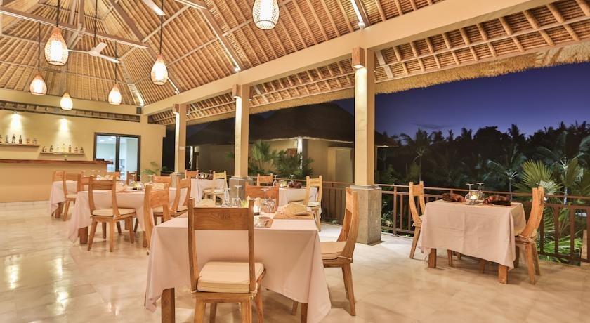 The Sankara Resort Bali - Ruang makan