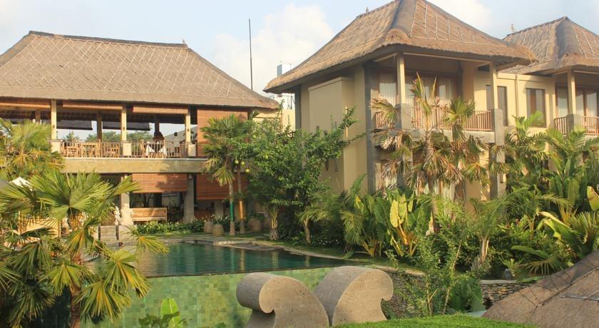 The Sankara Resort Bali - Eksterior