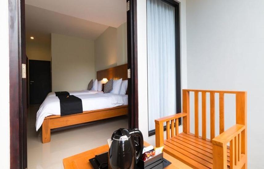 AB Kuta Hotel Bali - Teras