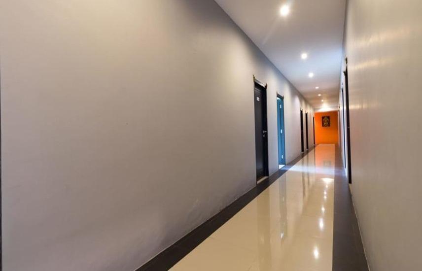 AB Kuta Hotel Bali - Koridor