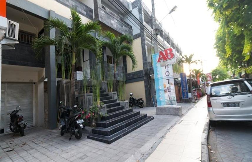 AB Kuta Hotel Bali - Eksterior
