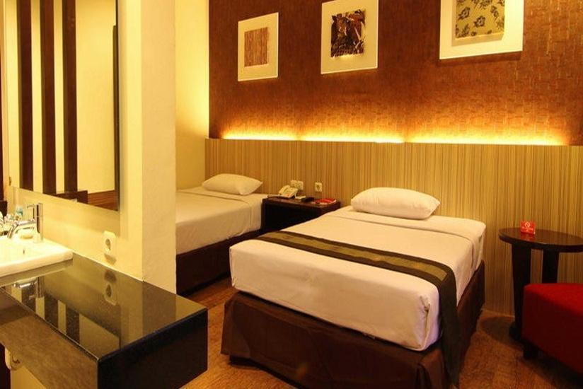 Hotel Sinar 1 Surabaya - Deluxe Room Regular Plan