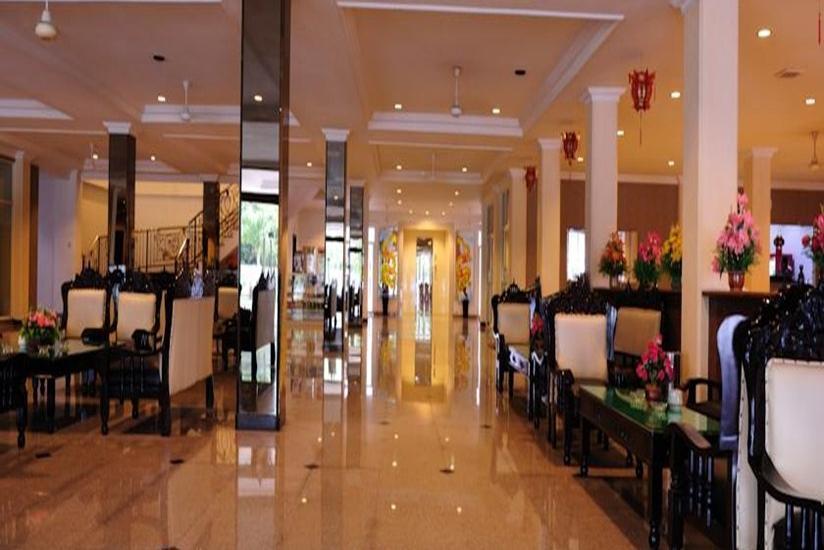 Hotel Sinar 1 Surabaya - Lobi