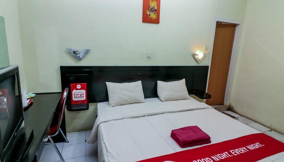 NIDA Rooms Riau Univerity Pepaya Pekanbaru - Kamar tamu
