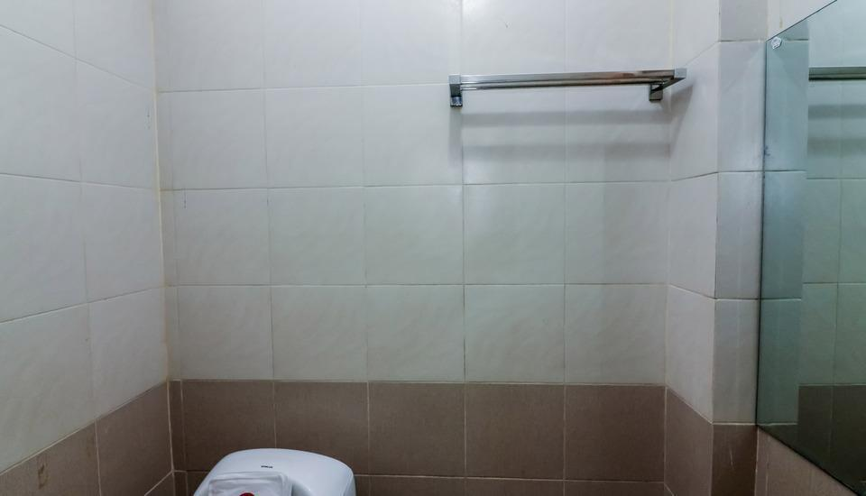 NIDA Rooms Riau Univerity Pepaya Pekanbaru - Kamar mandi