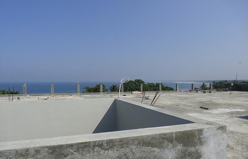 d'BILZ Hotel Pangandaran - Roof top
