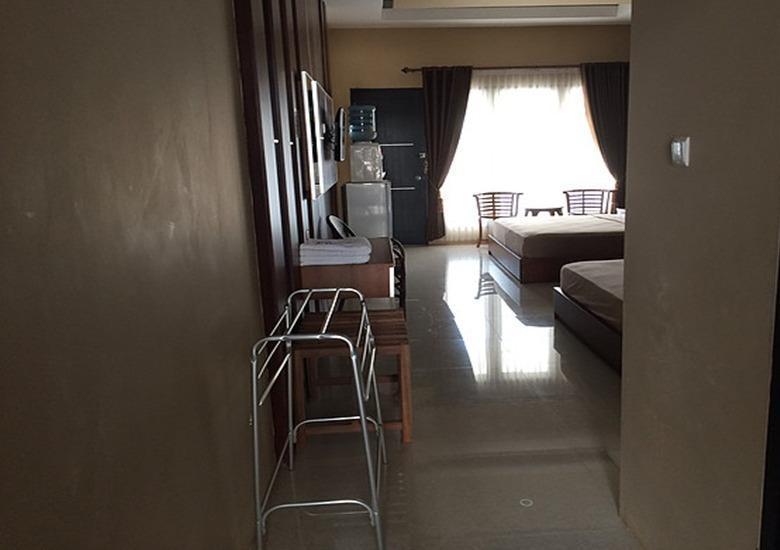 d'BILZ Hotel Pangandaran - Kamar tamu
