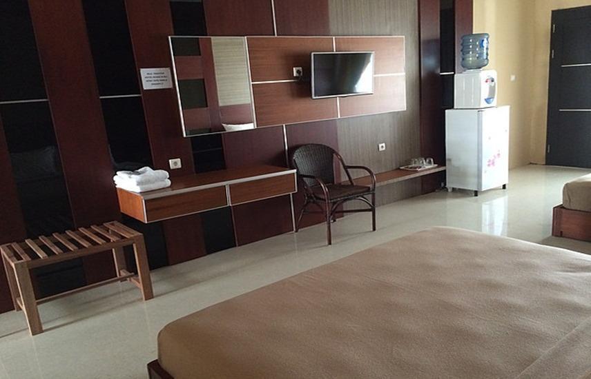 d'BILZ Hotel Pangandaran - Family Room Only Regular Plan