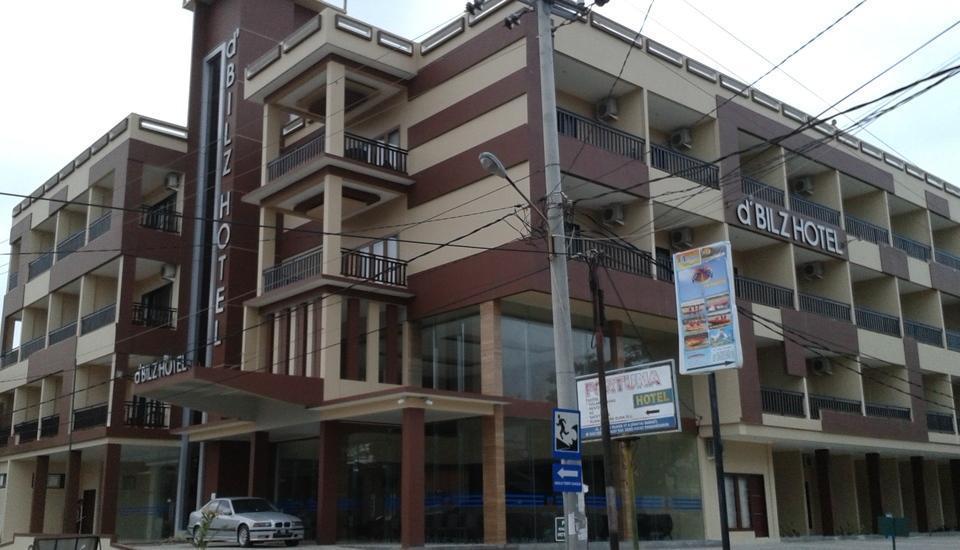 d'BILZ Hotel Pangandaran - Facade