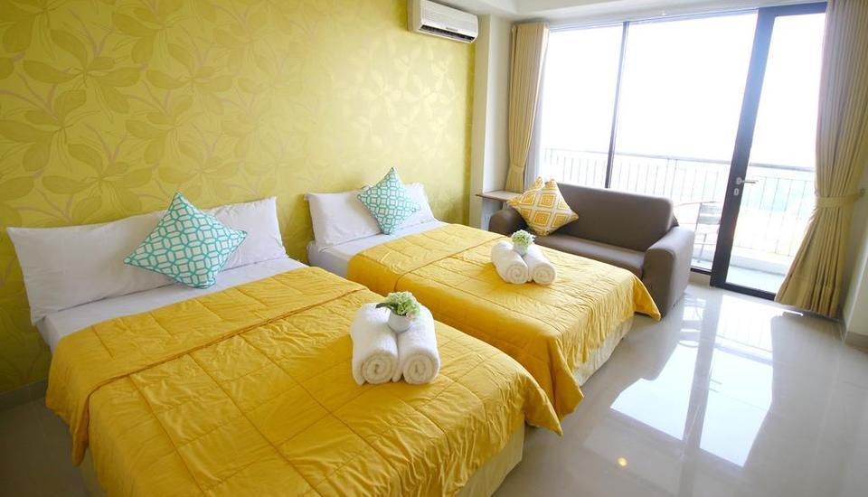 Apartment Beverly Hills Dago Bandung - Kamar