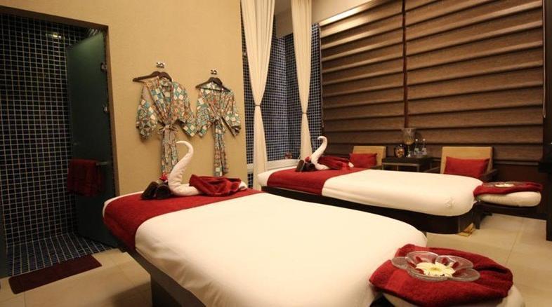 Eastparc Hotel Yogyakarta Yogyakarta - Spa