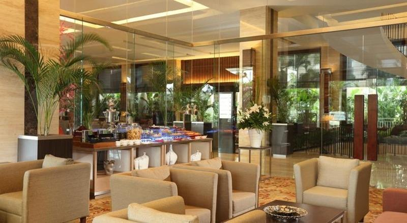 Eastparc Hotel Yogyakarta - Anggun Lounge