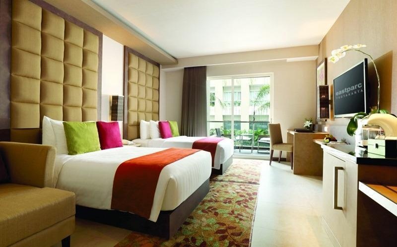 Eastparc Hotel Yogyakarta - Premier Twin Room Regular Plan