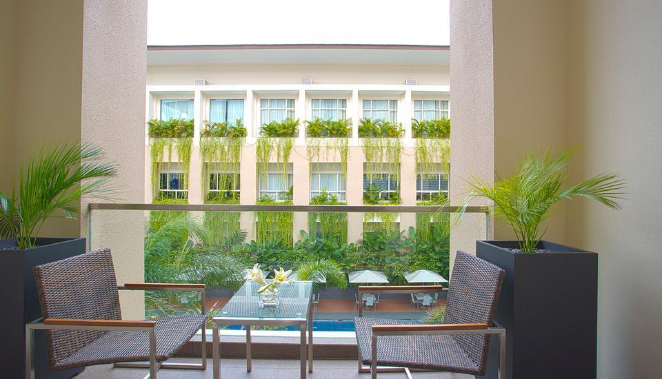 Eastparc Hotel Yogyakarta - Deluxe Twin Room Breakfast Regular Plan
