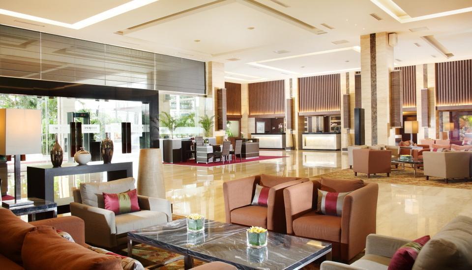 Eastparc Hotel Yogyakarta - Lobby