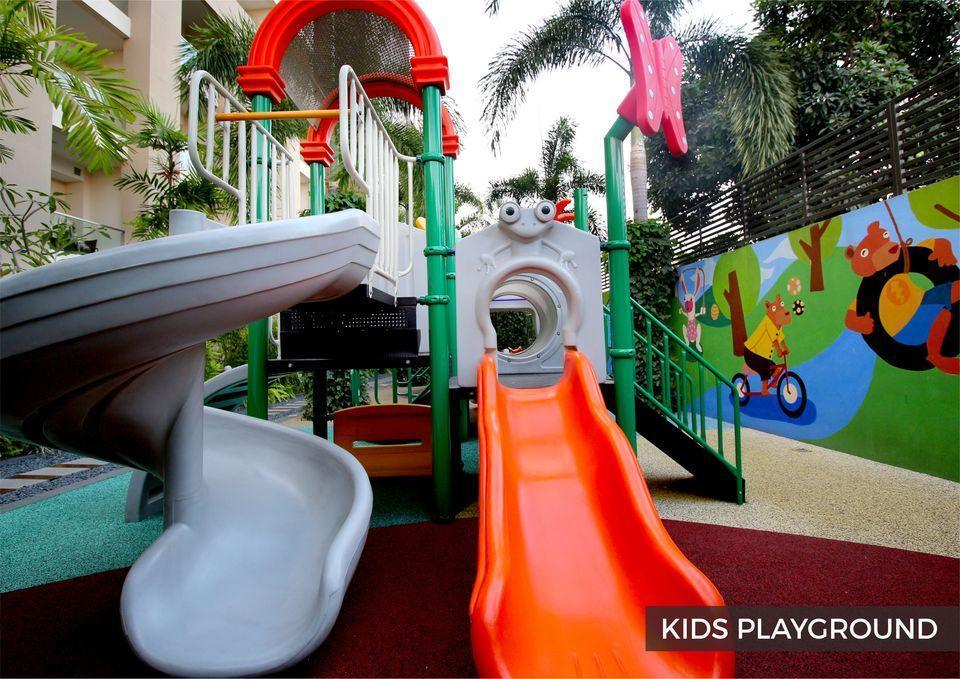 Eastparc Hotel Yogyakarta - Kids Playground
