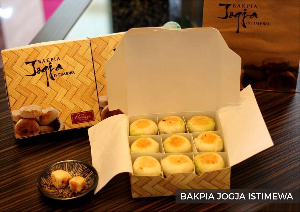 Eastparc Hotel Yogyakarta - Bakpia Jogja Istimewa