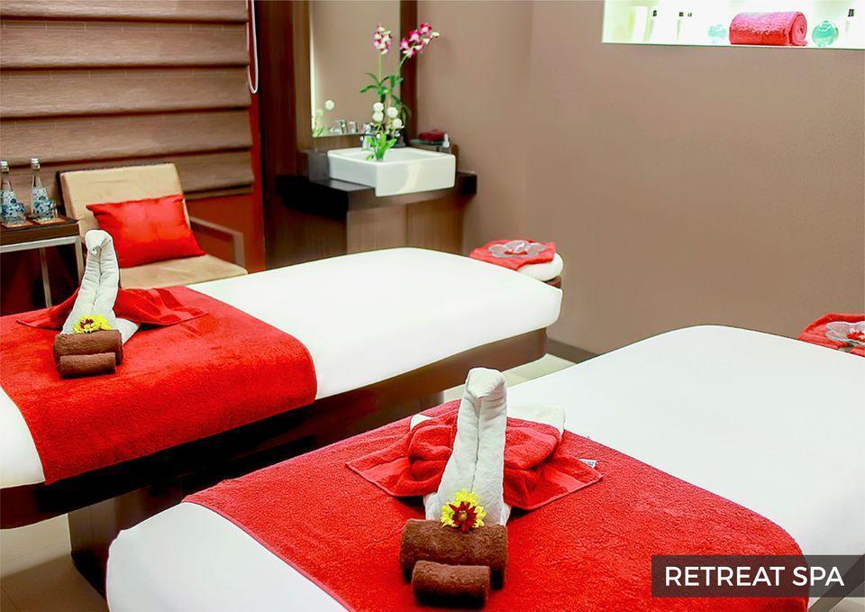 Eastparc Hotel Yogyakarta - Retreat SPA