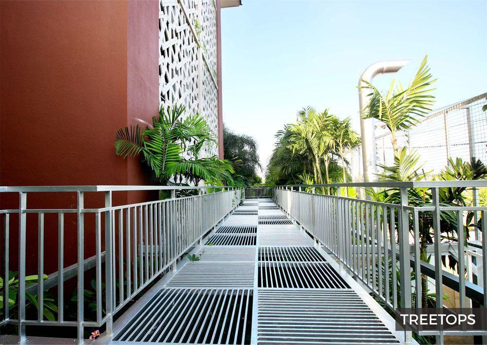 Eastparc Hotel Yogyakarta - Treetops