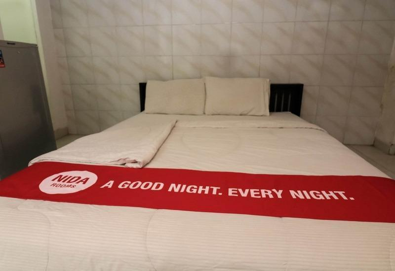 NIDA Rooms Gatot Subroto Barat 339 Denpasar - Double Room Double Occupancy Special Promo