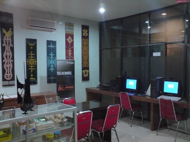 AMANS INN Ambon - interior