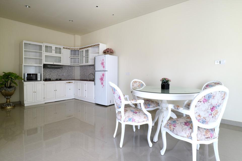 Royal Maharani Nusa Dua Bali - Kitchen Area