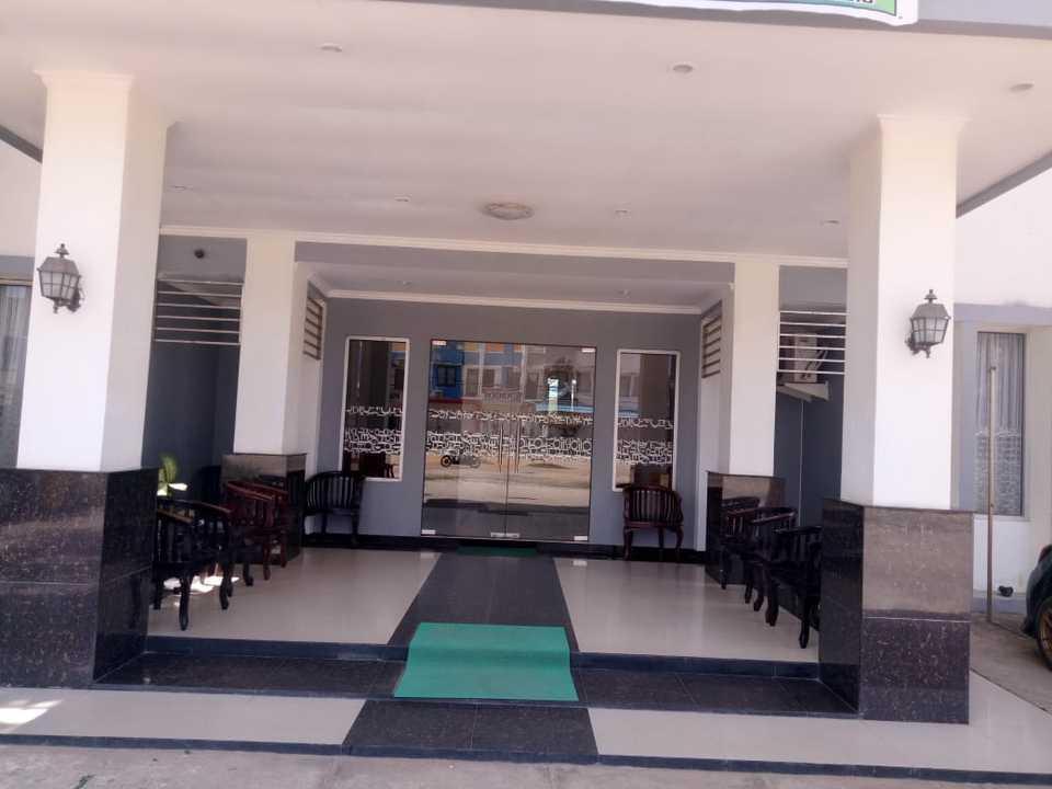 Atomy Hotel Kendari - Lobby