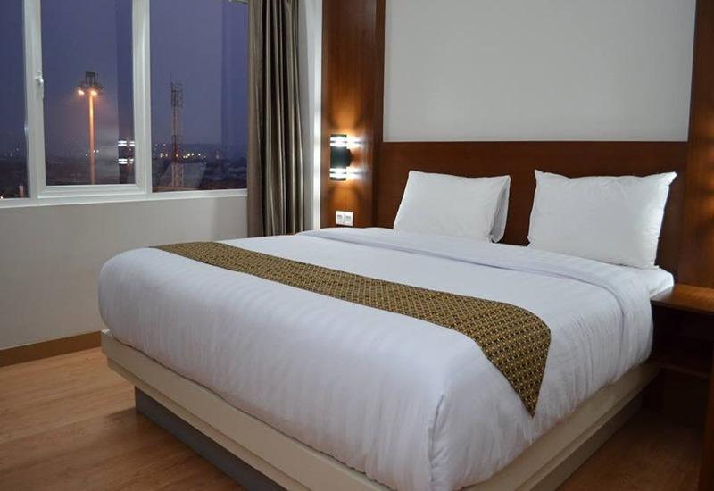 NJ Hotel Semarang - Kamar tamu