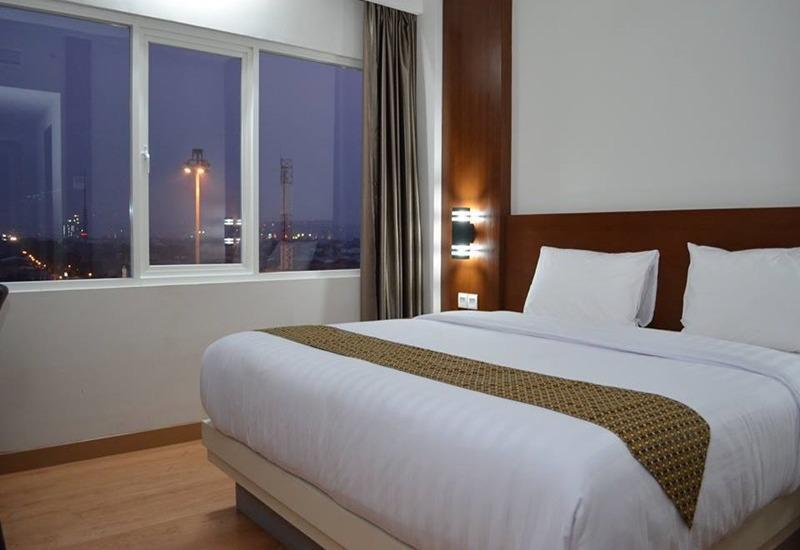 NJ Hotel Semarang - Executive with Breakfast Regular Plan