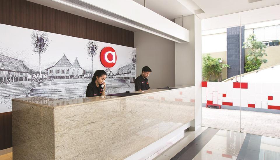 Amaris Hotel Bintoro Surabaya Surabaya - Reception