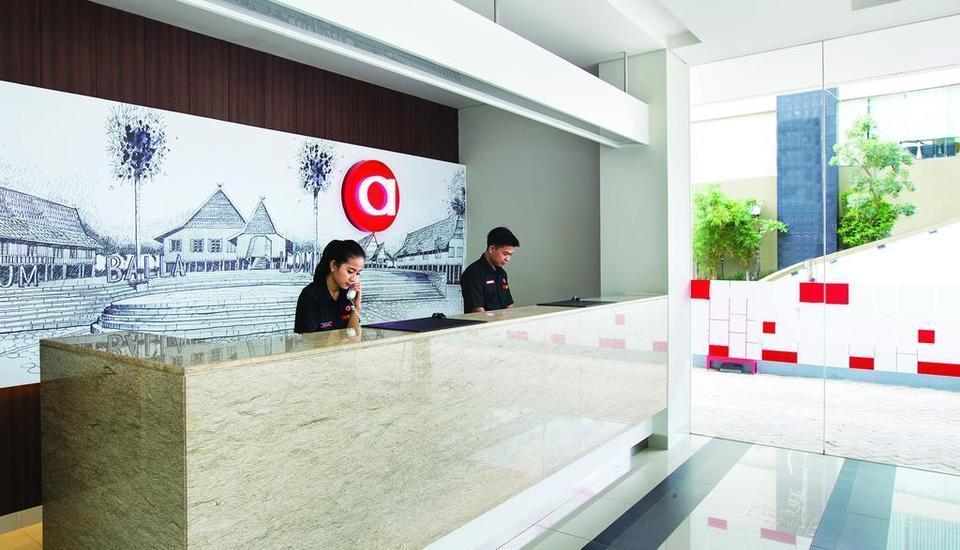 Amaris Hotel Bintoro Surabaya - 21/11/2017