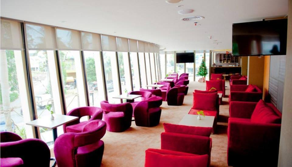 Biz Hotel  Batam - Humprey Lounge