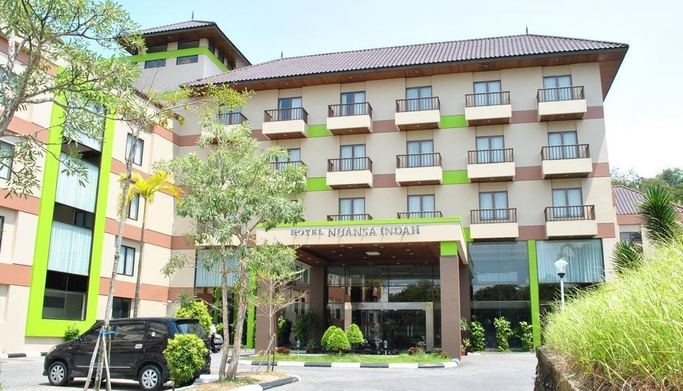 Hotel Nuansa Indah Balikpapan - Tampilan Luar Hotel