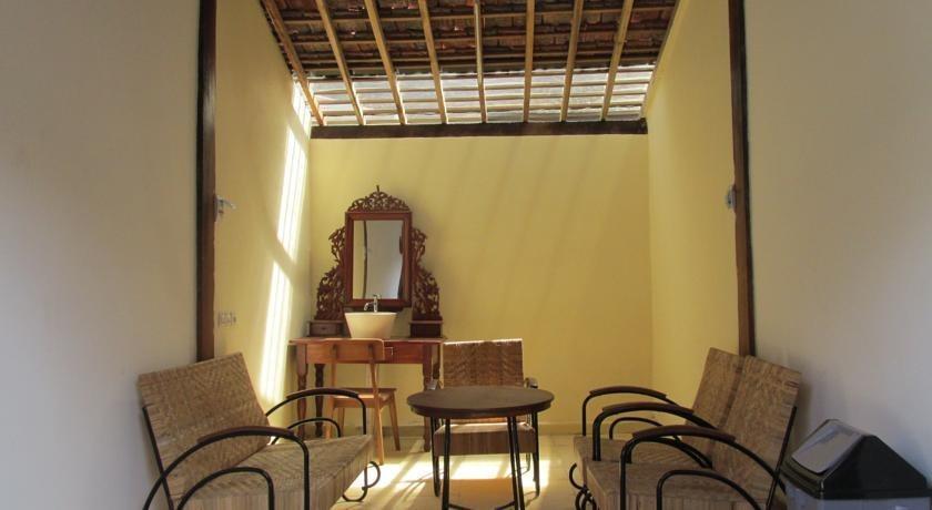 Cempaka Villa Magelang - Ruang tamu