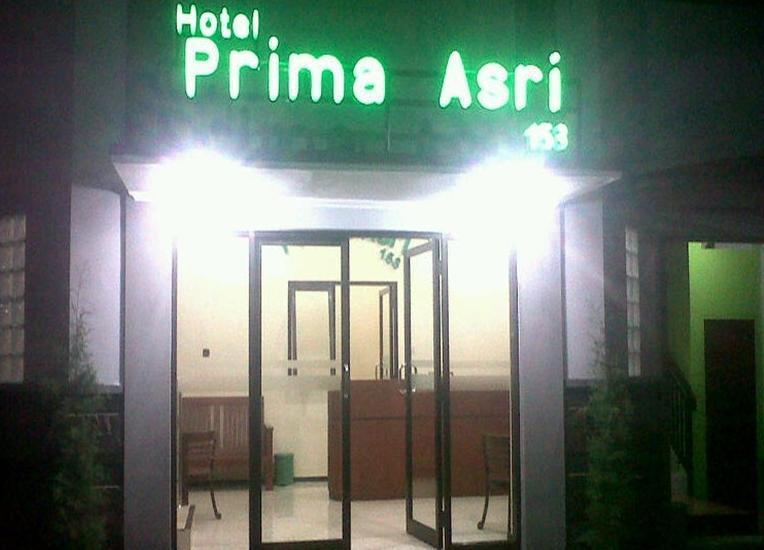 Hotel Prima Asri Malang - Tampilan Luar Hotel