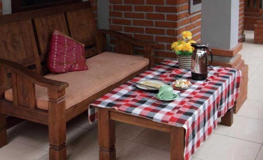 Citrus Tree Bed and Breakfast Arik - Teras