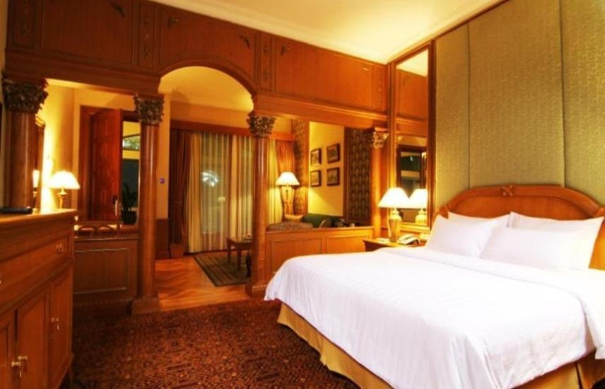 Geulis Boutique Hotel & Cafe Bandung - Premium Suite Room Regular Plan