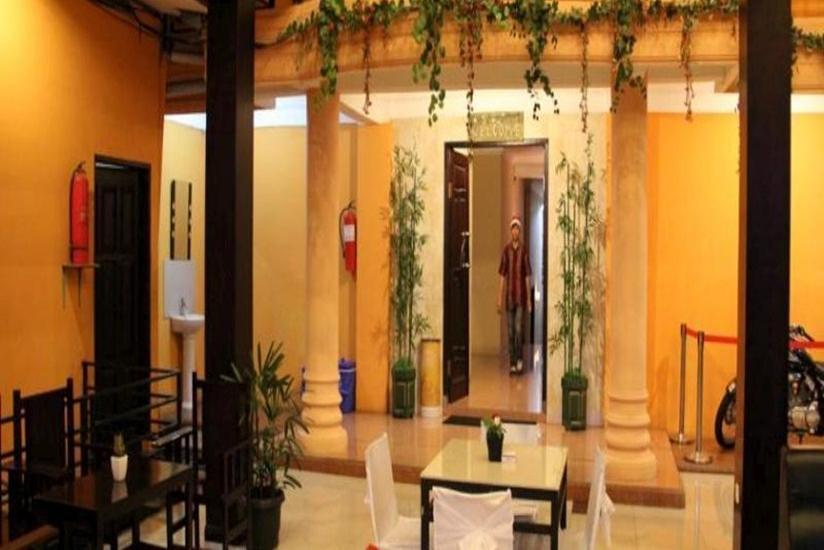Hotel Sing A Song Pematangsiantar - Interior
