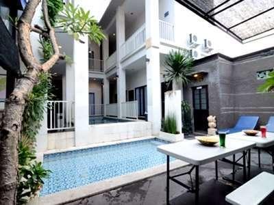 The Bali Rama City Hotel Bali -  Kolam Renang