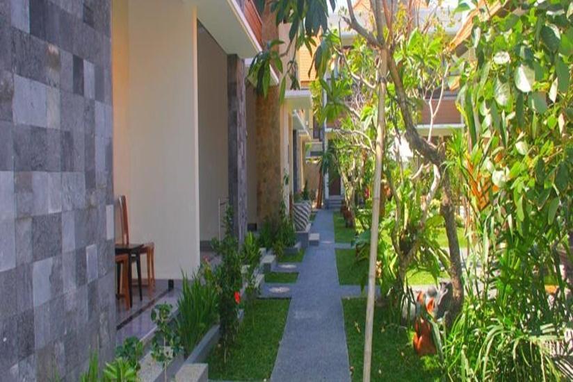 U Tube Hotel Bali - Eksterior