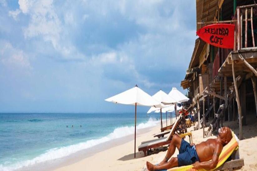 U Tube Hotel Bali - Lingkungan Sekitar